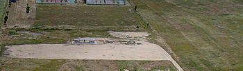 Imagen de la nueva helisuperficie de Escalona (Toledo).
