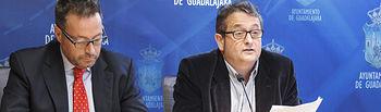 Presentación del proyecto piloto fracción de recogida orgánica, Antonio Gutiérrez, director general de Valoriza
