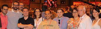 Clausura Congreso Federal PSOE.