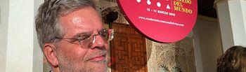 Rafael del Rey, director del Observatorio Español de Mercados del Vino.