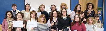 Profesoras e Investigadoras de la Escuela Superior de Ingeniería Informática que participan en #díamujeryciencia.