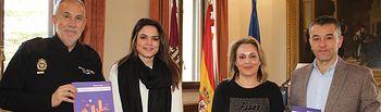 El Cuerpo Nacional de Policía de Albacete participará en unas jornadas organizadas por la Fundación del Secretariado Gitano.
