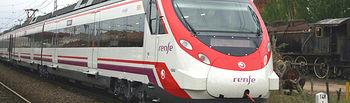 Tren cercanías de Renfe. Foto de Archivo.