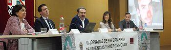 VI Jornadas de Enfermería de Urgencias y Emergencias organizadas por la GUETS y la Facultad de Enfermería de Albacete.
