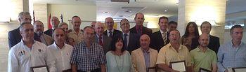 El subdelegado del Gobierno en Albacete, preside los actos organizados con motivo del Día de La Merced, patrona de Instituciones Penitenciarias.