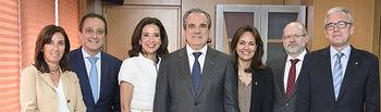 Comité directivo de Colegios Farmacéuticos.