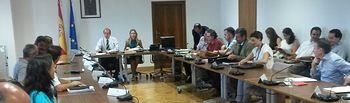 Comisión Patrimonio Natural. Foto: Ministerio de Agricultura, Alimentación y Medio Ambiente