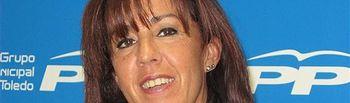Ángela Moreno-Manzanaro, foto de archivo.