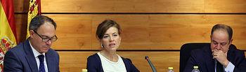 Comisión de Bienestar Social en las Cortes de Castilla-La Mancha. Foto: JCCM.