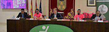 Presentación de la  San Silvestre de Albacete 2019.