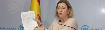La diputada nacional del PP Silvia Valmaña.