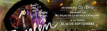 """Rozalén lanza el 30 de septiembre el CD+DVD en directo """"Quien me ha visto y quién me ve"""""""