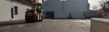 Obras estación de autobuses de Villarrobledo.