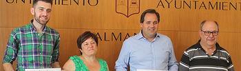 Nuevo espacio en el recinto ferial de Almansa dedicado a la artesanía