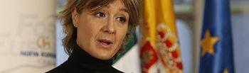 Isabel García Tejerina. Foto: Ministerio de Agricultura, Alimentación y Medio Ambiente
