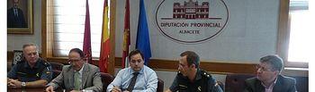 Firmado Acuerdo de Colaboración entre la Diputación Provincial y la Dirección General de la Guardia Civil