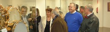 """Imagen de la exposición """"Tamborada de Hellín"""", en el Centro Cultural CCM"""