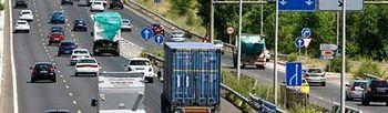 Camiones. Foto: EFE