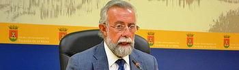 Jaime Ramos, alcalde de Talavera.