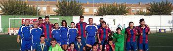 El Club Deportivo APANAS Toledo vuelve a participar un año más en el Torneo Nacional Inclusivo de Fútbol 7