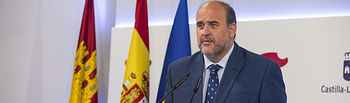 Presentación de los actos organizados con motivo del 40 aniversario de la Constitución Española
