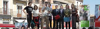 Pedro Pablo Novillo, en la Semana de Acción Mundial por la Educación