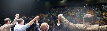 Vox acto en Albacete - Santiago Abascal - 20-04-19