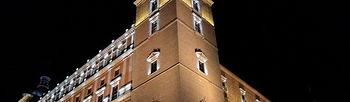 Sede de la Biblioteca de CLM, en el Alcázar de Toledo.