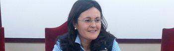 Amalia Gutiérrez, primera teniente de alcalde del Ayuntamiento de Villarrobledo.
