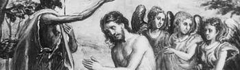 """Fotograma de un fragmento del """"Díptico de Módena""""."""