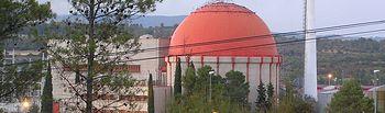 Central Nuclear de Zorita.