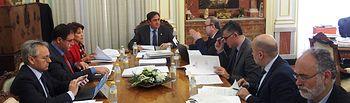 Comisión Ejecutiva Consorcio