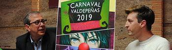 Presentación programa Carnaval.