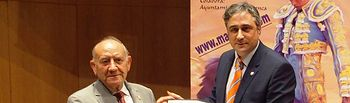 Amador Jiménez y Ángel Mariscal.
