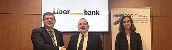 Convenio COGITI y Liberbank.