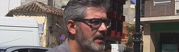 Juan Luis Iñiguez, concejal de Obras Públicas y Economía en el Ayuntamiento de Villarrobledo.