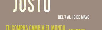 Cartel Día Mundial Comercio Justo Albacete 2018.