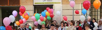 Toledo, 10-04-2017.- La consejera de Bienestar Social, Aurelia Sánchez, ha participado hoy en Toledo  en el acto oficial organizado por la Federación de Párkinson de Castilla-La Mancha con motivo de la conmemoración del Día Mundial del Parkinson. (Foto: Álvaro Ruiz // JCCM)