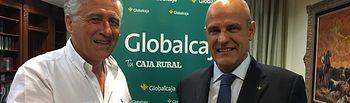 Renovado el convenio entre Globalcaja y el Colegio de Médicos de Ciudad Real