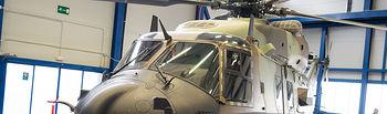 """Helicóptero """"NH90"""" de Airbus"""