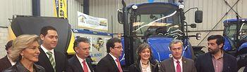 García Tejerina Agroexpo. Foto: Ministerio de Agricultura, Alimentación y Medio Ambiente