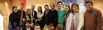 Encuentro con afiliados organizado por el PP de Ciudad Real.