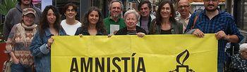 Amnistía Internacional vuelve a tener presencia en Guadalajara