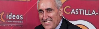 Adolfo Muñoz, cocinero propietario de varios restaurantes en Toledo, y Medalla de Oro al Mérito Turístico Gastronómico.