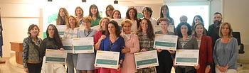 Presentación de la Plataforma Desafío Mujer Rural que ha tenido lugar en la Cámara de Comercio de Ciudad Real.