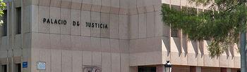 Sede del Tribunal Superior de Justicia de Castilla-La Mancha, en Albacete.