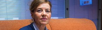 Aurelia Sánchez, consejera de Bienestar Social.