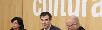 Antonio Román presenta la programación del Teatro Moderno