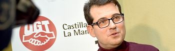 José Azcoitia, responsable de agentes medioambientales de FeSP UGT CLM.
