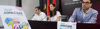 Presentación de las Jornadas de la Tapa de Albacete. Foto: Manuel Lozano Garcia / La Cerca
